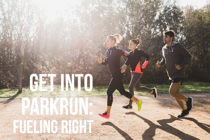 Get into Parkrun - People running