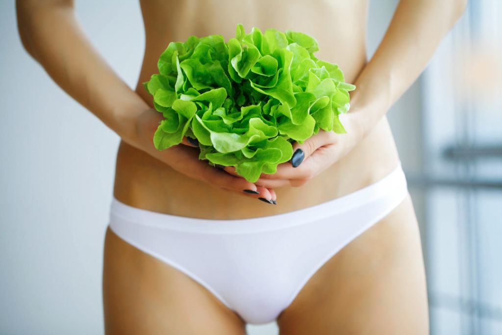 Weight loss on a vegan diet