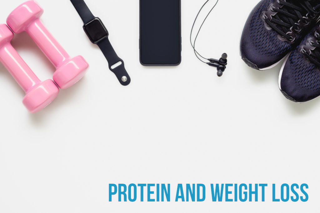 protein and weight loss image