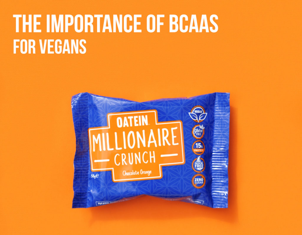 Millionaire Crunch Important of BCAAs