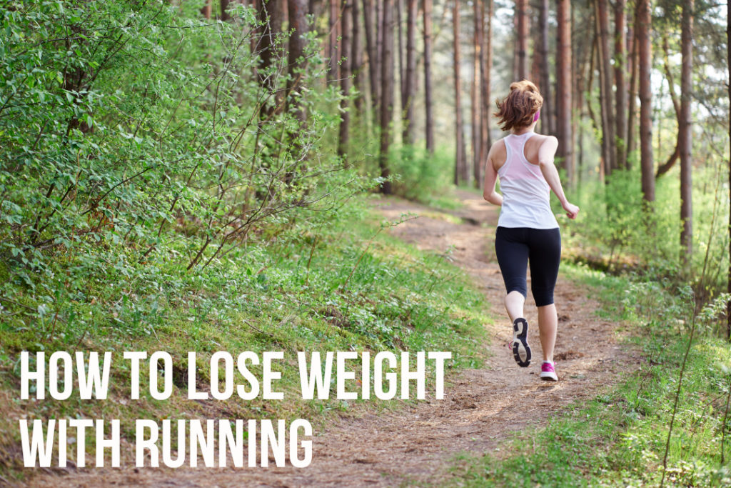Losing weight with running