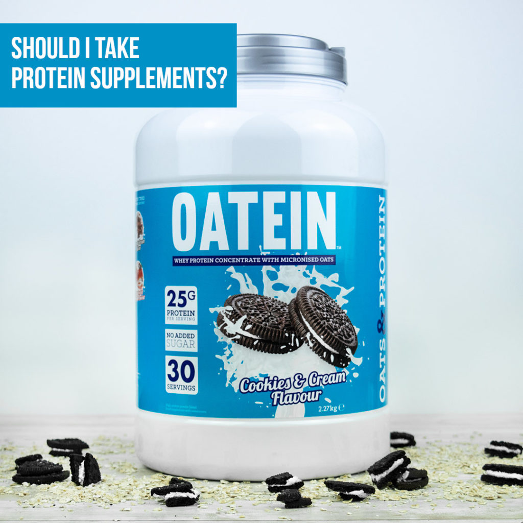 Should I take protein supplements? Protein Powder