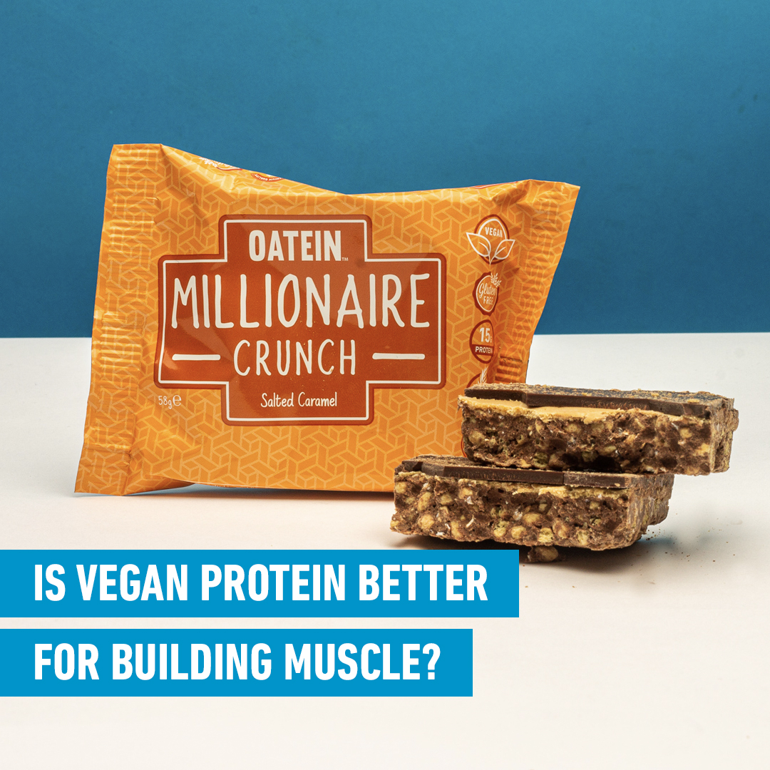 is vegan protein better