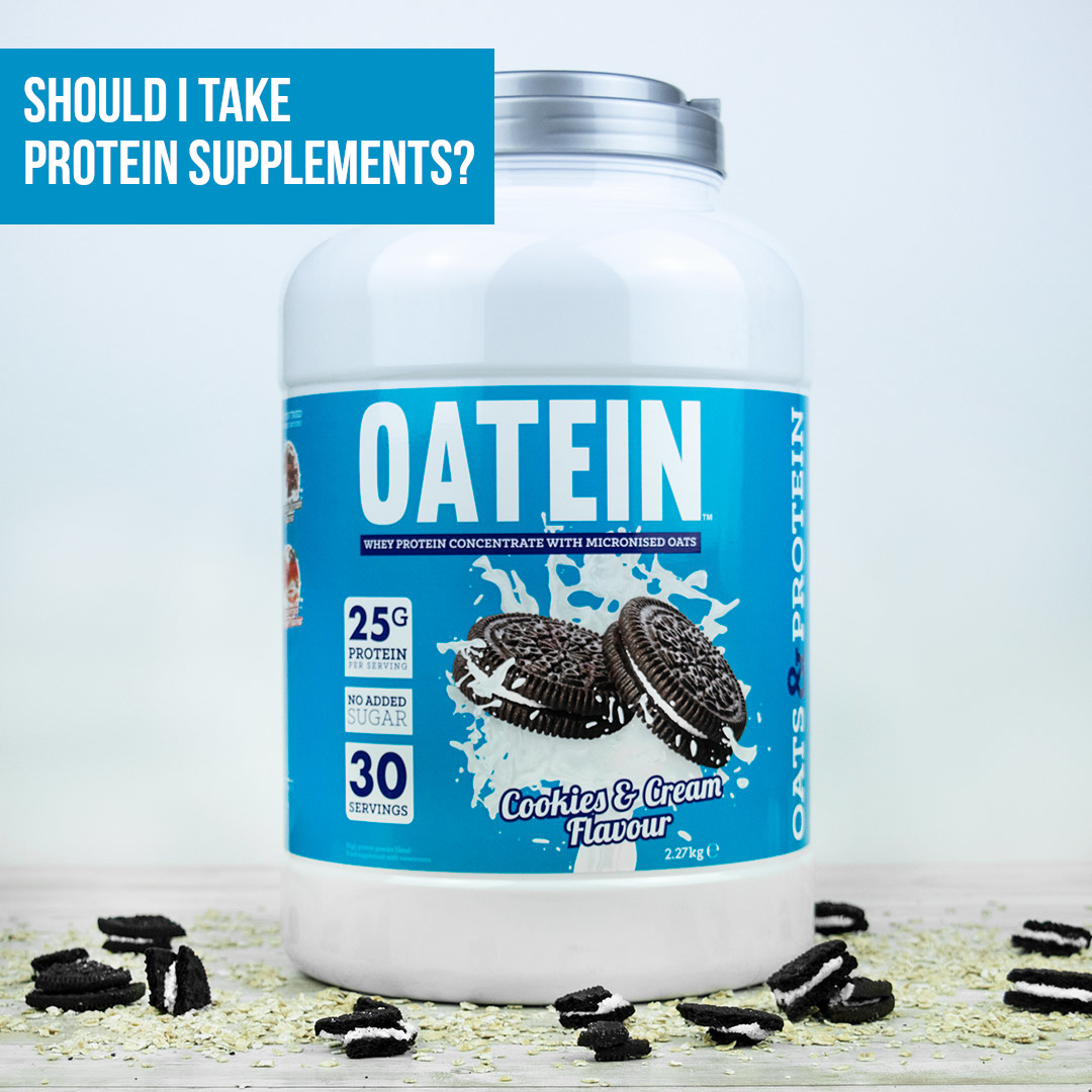 Oatein protein powder