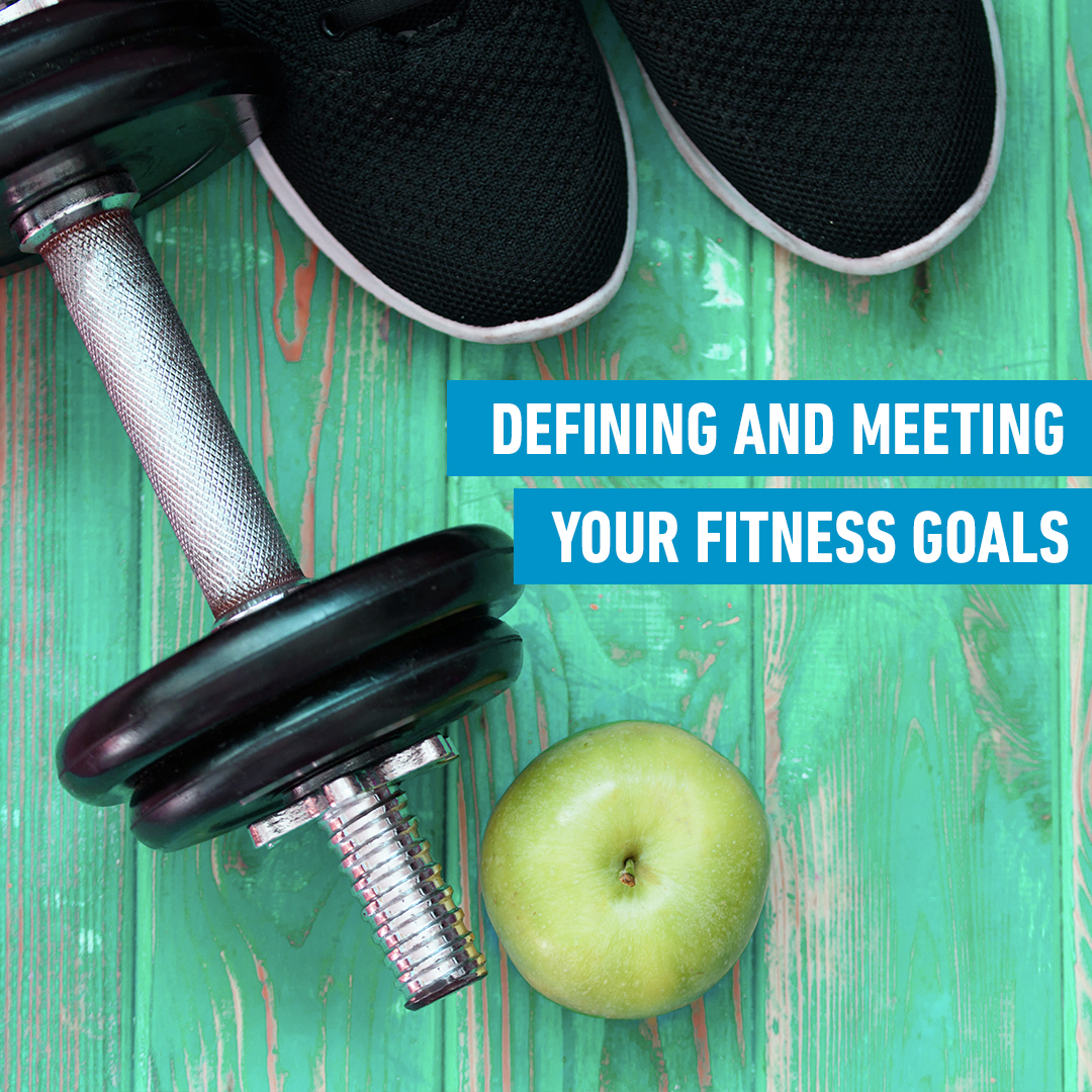 meeting fitness goals