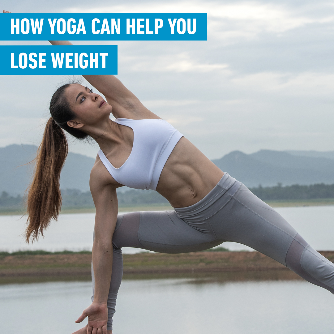 how can yoga help with weight?