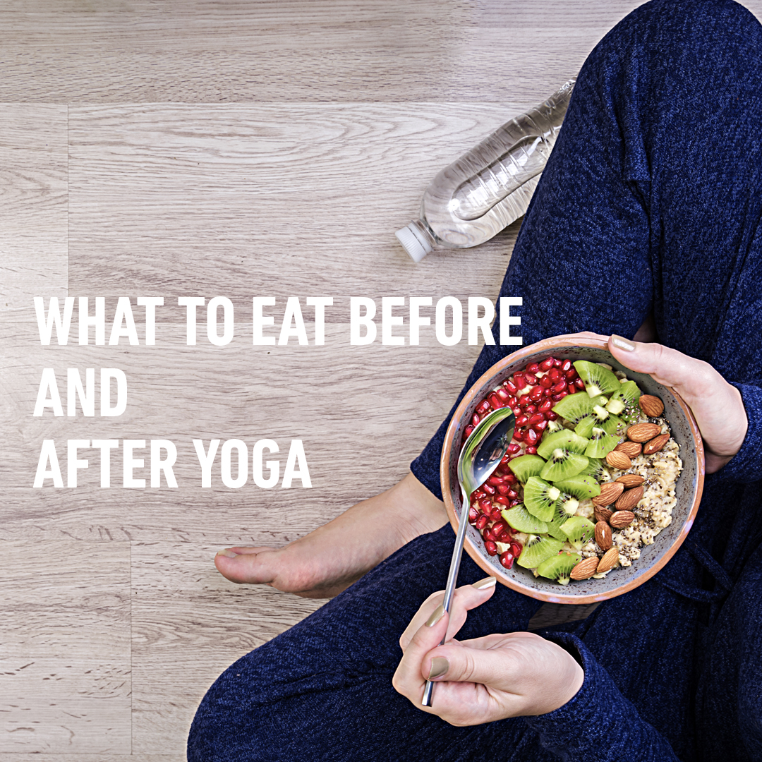 what to eat with yoga