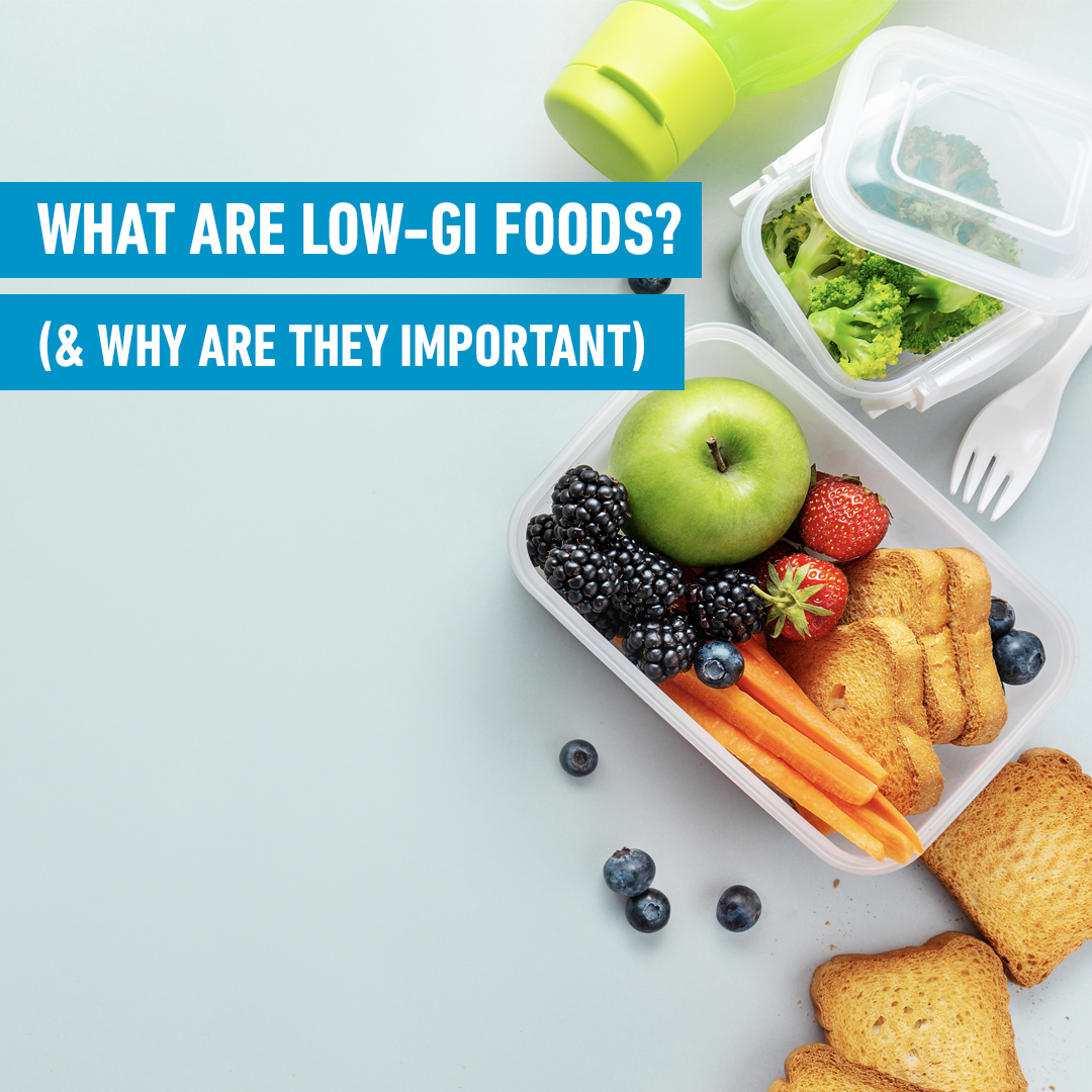 Low GI Foods